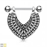 Piercing téton deluxe antique (70)