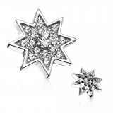 Embout microdermal deluxe 07 - Etoile strass