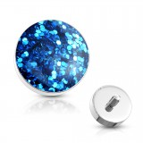 Embout microdermal UV paillettes 04mm