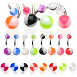 Piercing nombril UV 69 - Sweet