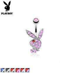 Piercing nombril Playboy 03 - Lapin