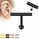 Piercing micro-labret 99 - Ligne plate C