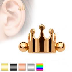 Piercing hélix 14 - Petite couronne