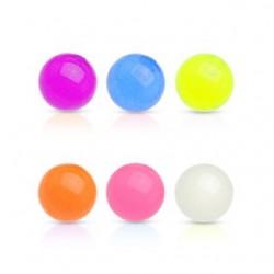 Boule fluo 1,6mm