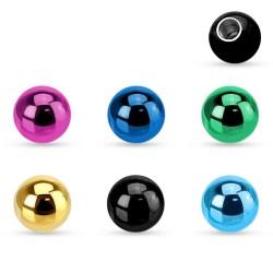 Boule PVD 1,2mm