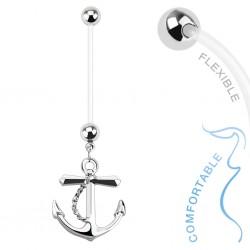 Piercing nombril grossesse 51 - Ancre