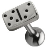 Piercing langue 125 - Domino