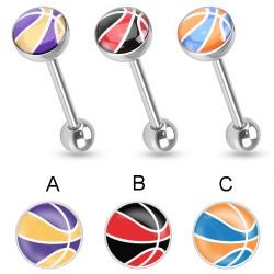 Piercing langue 03 - Basket