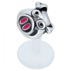 Piercing micro-labret PTFE 55 - Cochon