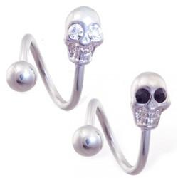 Piercing spirale 22 - Dead