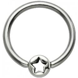 Piercing micro-bcr 108 - étoile
