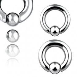 Piercing anneau en acier 2mm