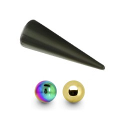 Longue pointes PVD 1,2mm