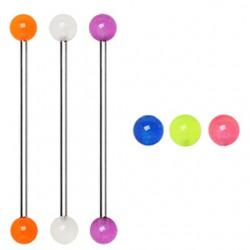 Piercing industriel 11 - Boules fluo