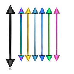 Piercing industriel 02 - PVD pointes