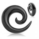 Spirale en corne