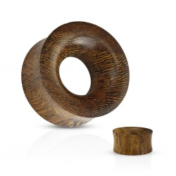 Tunnel courbe snake wood