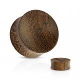 Plug courbe snake wood