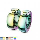 Faux Piercing oreille 41 - Clip PVD (la paire)