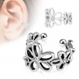 Faux Piercing oreille 61 - Flower