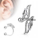 Faux Piercing oreille 65 - Ailes