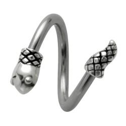 Piercing micro-spirale 26 - Serpent