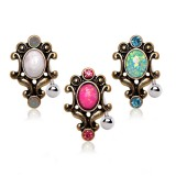 Piercing nombril inversé 53 - Antique gem