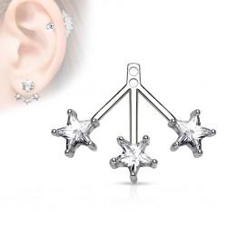 Jacket oreille 09 - Trois étoiles