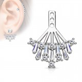 Jacket oreille 18 - Deluxe cristaux