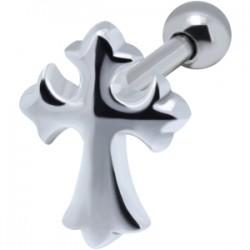 Cartilage hélix, tragus 147 - Croix