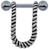 Piercing hélix 119 - Corde A