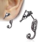 Piercing oreille original 13 - Hippocampe