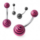 Piercing nombril UV 96 - Tourbillon