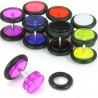 Faux-écarteur acry 16 - UV unicolore