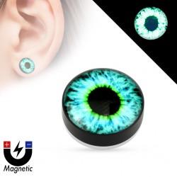 Faux-plug magnétique oeil (4)