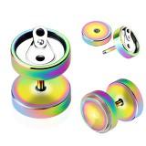 Faux-écarteur acier 03 - Canette rainbow