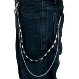 Chaine de jean 07 - Blancche et noire
