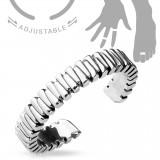 Bague phalange ajustable deluxe (43)