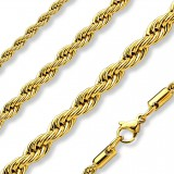 Chaine acier 66 - Gold-ip