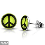 Clous logos 29 - Peace and love