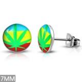 Clous logos 31 - Cannabis
