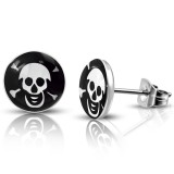 Clous logos 40 - Tête de mort