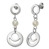 Clous pendants 07 - Cercle et perle