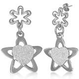 Clous pendants 16 - étoiles