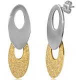 Clous pendants 38 - Deux ovales