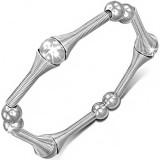 Bracelet en acier 80 - Squelette