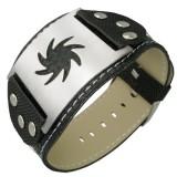 Bracelet vinyle 03 - Soleil