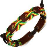 Bracelet en cuir 002