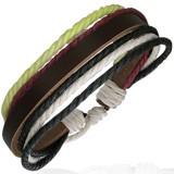 Bracelet en cuir 011