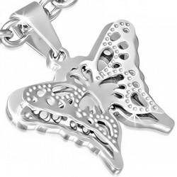 Pendentif animal 22 - Papillon deluxe